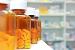 Gyógyszerek lumbosacral osteochondrozis kezelésére. Zsírcsomó és osteochondrosis